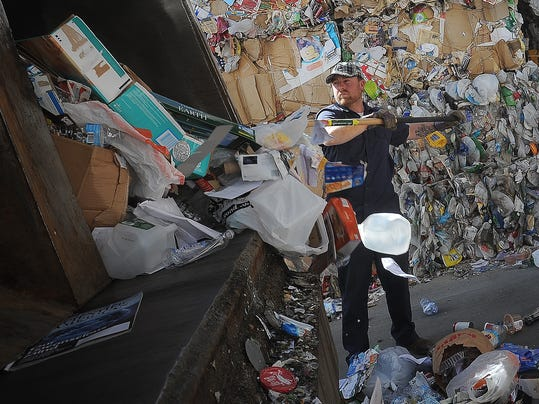 Trash Haulers Top Recycling Goal With Exceptions
