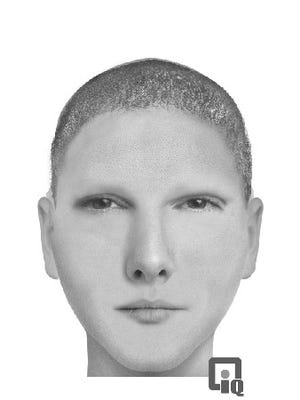 Bloomington police released a composite sketch of a suspect in six indecent exposure incidents. He is described as 5 feet 10 inches to 6 feet tall, with a medium build and light brown hair.