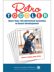 "In advance of the May publication of her book ""Retro Toddler,"" The Deseret News interviews this mother of three about why going retro is important for kids, and what activities are important for a toddler's physical and mental development."