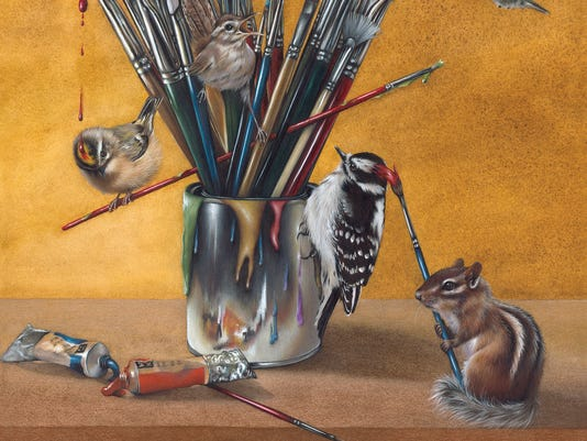 The Not So Still Life by Eileen Sorg