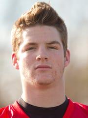 Pinckney High School's Wes Smith, Defensive Football