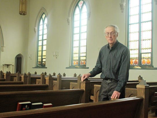 Carroll Neidhardt is a charter and founding member of the Marion Historical Society.