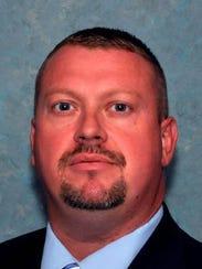 Monroe County Sheriff Tommy Jones Jr.