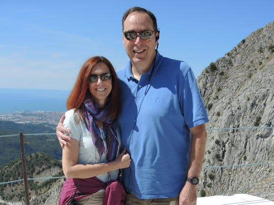 Rosemary and Eric Shapiro sent in their 5 Things list.