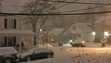 <b>6:06 a.m.</b>: Ground is snow covered in Morristown,