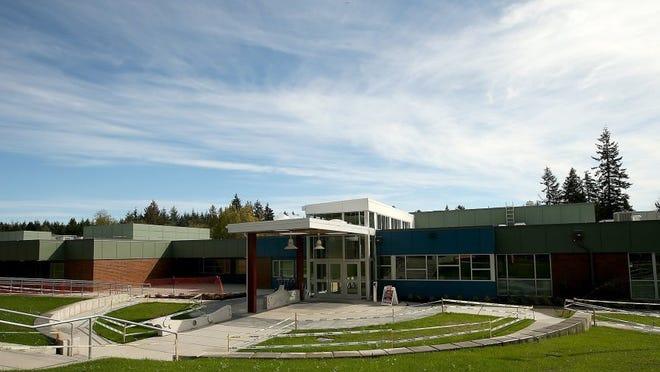 Silverdale Elementary School.MEEGAN M. REID / KITSAP SUN