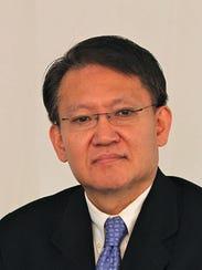 Hoon Choi, president of Tedia.