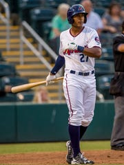 Fort Myers Miracle outfielder Edgar Corcino signed with the Minnesota Twins from the independent league Rockford (Illinois) Aviators.