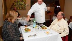Brian Gualtieri, owner and chef of Piccola Italia Restaurant,
