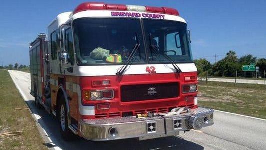 Brevard County Fire Rescue.
