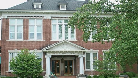 Cheatham County Courthouse
