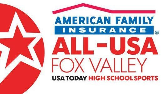 American Family Insurance ALL-USA Fox Valley prep awards