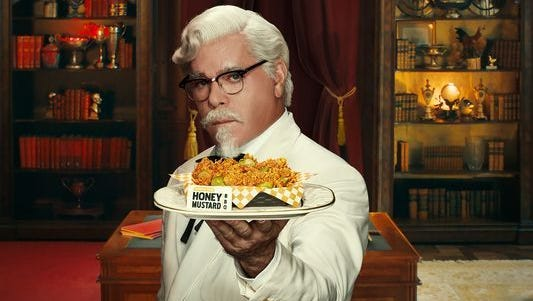 Ray Liotta for KFC.