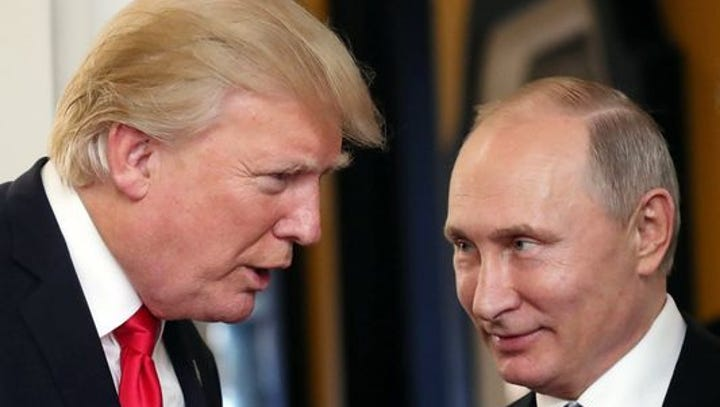 La. Republicans back Trump for not calling out Putin on U.S. election in Russia meeting