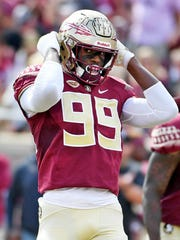 Florida State Seminoles defensive end Brian Burns could fortify an already-improved Packers edge-rushing corps.