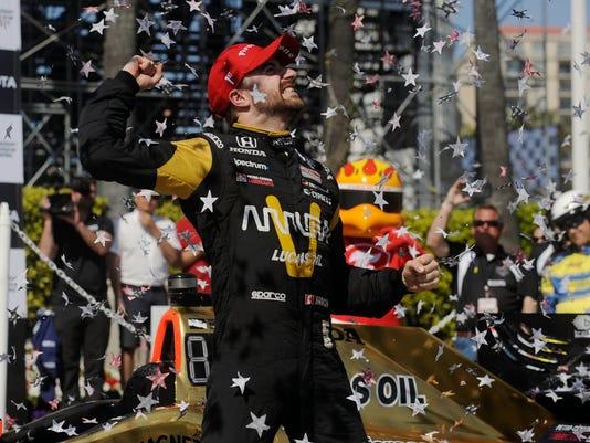 IndyCar: Toyota Grand Prix of Long Beach