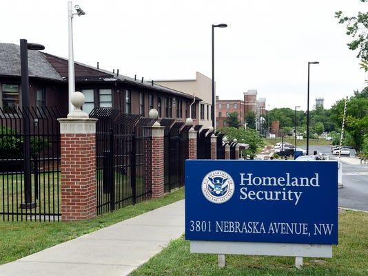 Homeland Security Department