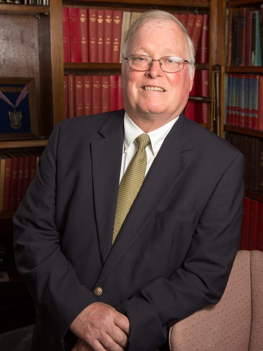 Dr. Andrew Moore founded the Surgery on Sunday program