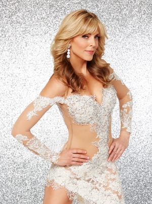 Marla Maples, who was married to Donald Trump, will partner with pro Tony Dovolani in Season 22 of ABC's 'Dancing with the Stars.'