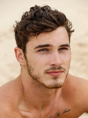 "Knoxville native and ""Survivor: Ghost Island"" contestant Michael Yerger."