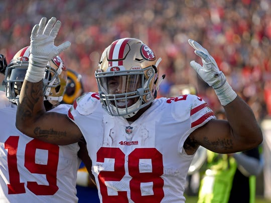 12. Browns RB Carlos Hyde: $5.1 million