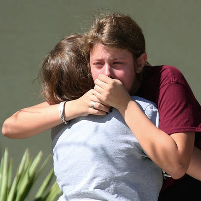 Opinion: Mass shooting merry-go-round  will continue