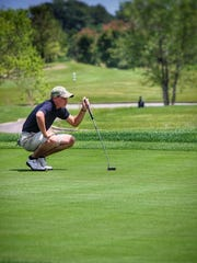 Former Florida High golfer Henry Westmoreland, the