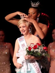 Shereen Pimentel, Miss New Jersey Outstanding Teen,