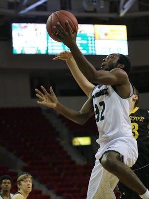 UWGB guard Tevin Findlay scored a career-high 19 points against Superior on Sunday.