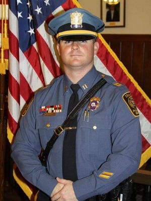 Deal Police Capt. Earl Alexander was second-in-command of the borough Police Department.