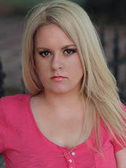 """Amber Dawn Fox, who played Officer Bello in """"The Walking"""