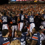 Who voted for Auburn in their latest AP Top 25 ballots?