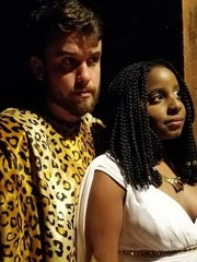 "Orangemite presents ""Antony and Cleopatra,"" Sept. 29-Oct."