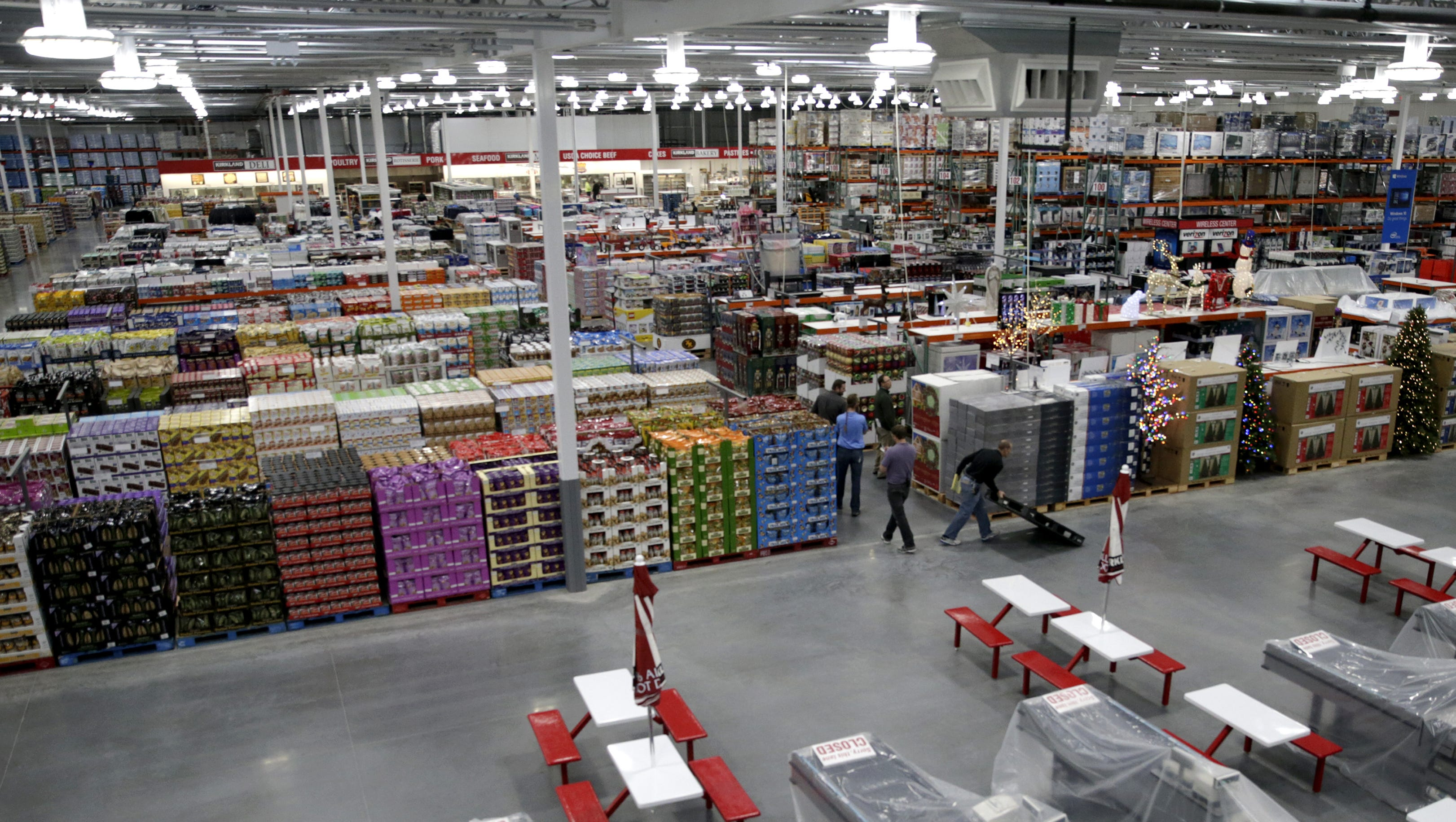 The Buzz 5 Things To Know About Costco