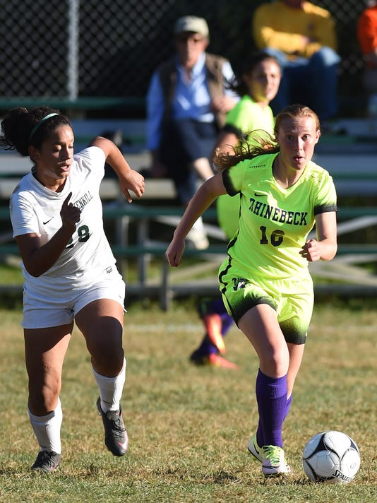 Spackenkill Girls Soccer vs Rhinebeck - Gallery