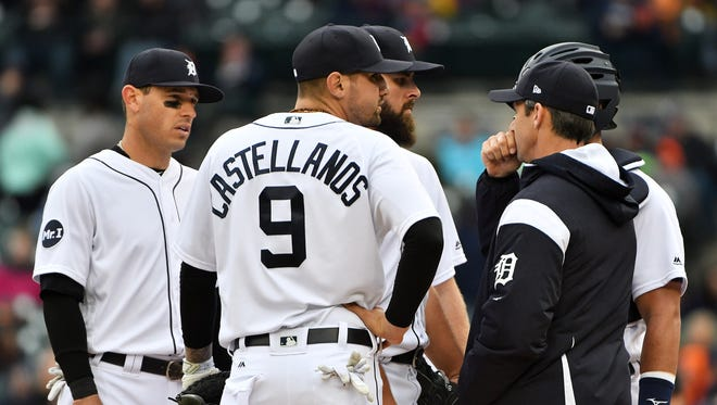 After Friday's rainout, the Tigers will play three games against the White Sox in 24 hours.