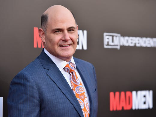 Executive producer Matthew Weiner known for creating