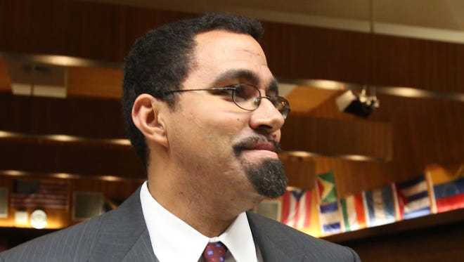 State Education Commissioner John King