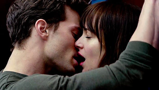 New trailer for 'Fifty Shades of Grey'