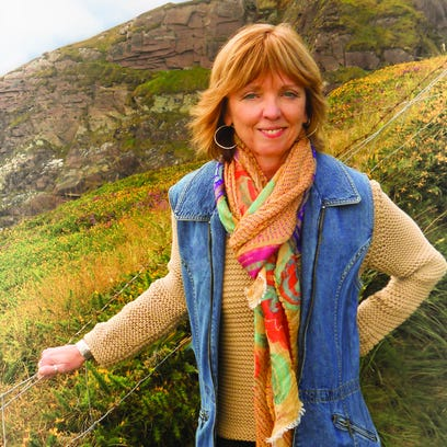 Best-selling author Nora Roberts also writes under
