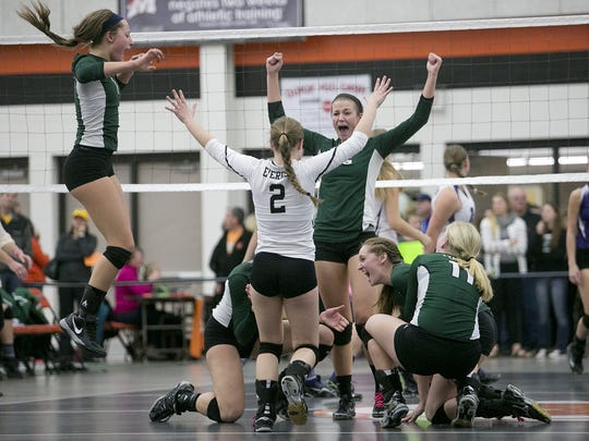 D.C. Everest advanced to the WIAA Division 1 quarterfinals