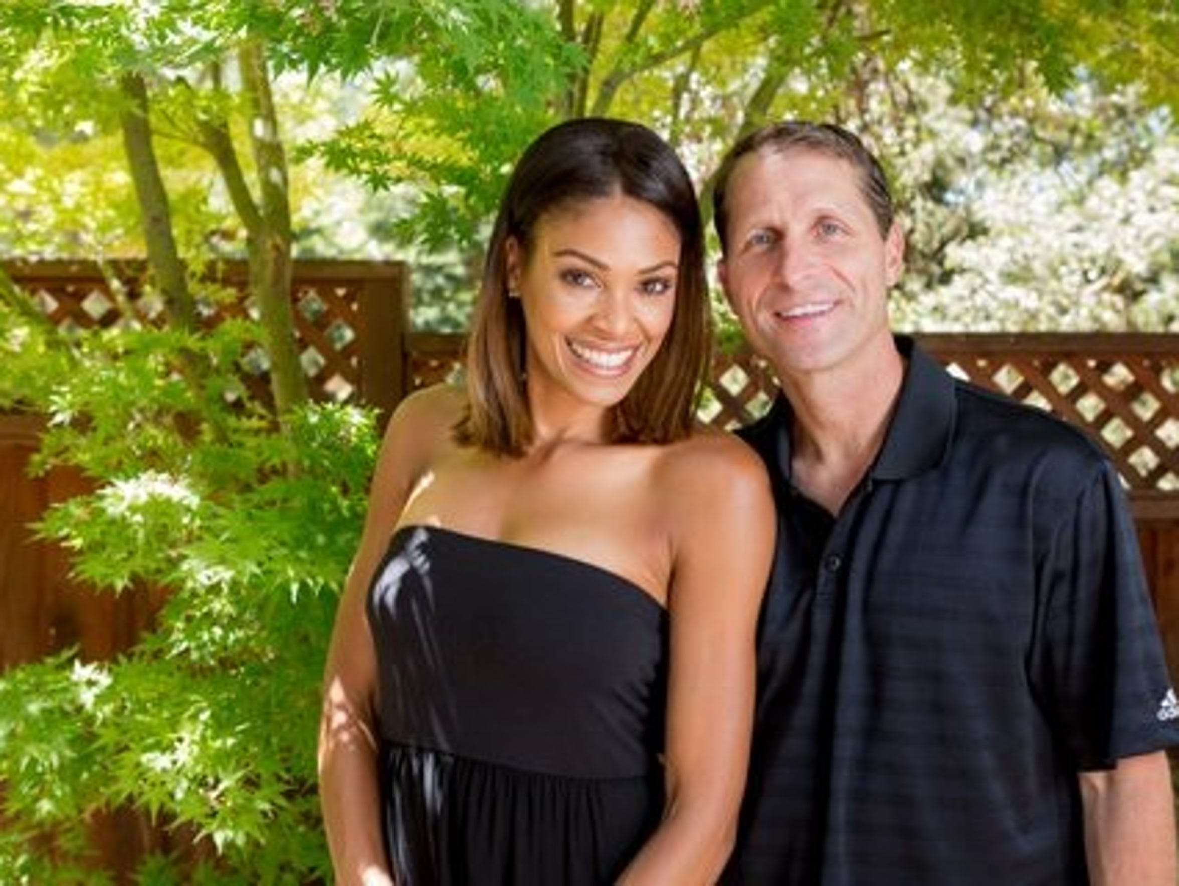 Danyelle and Eric Musselman