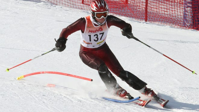 Brighton's Josh Lazzari was one of the top performers on a boys ski team that qualified for the state meet for the second year in a row on Thursday. The Bulldogs won their first regional crown in eight years. They'll go for a state title at Boyne Highlands a week from Monday.