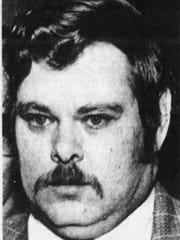 James Wales, convicted of Cheri Lindsey's murder, in 1984.