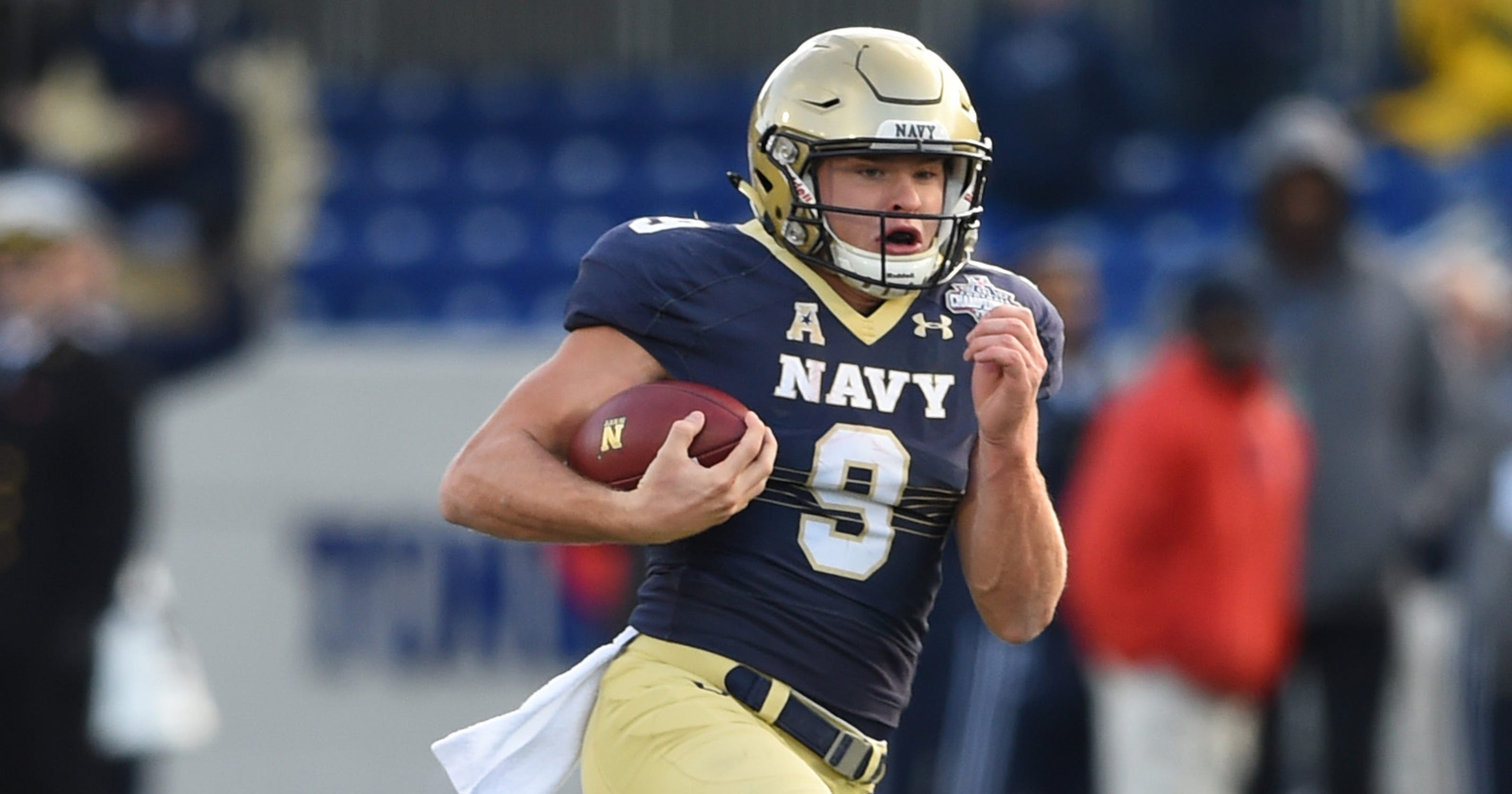 navy qb zach abey ready for his second chance