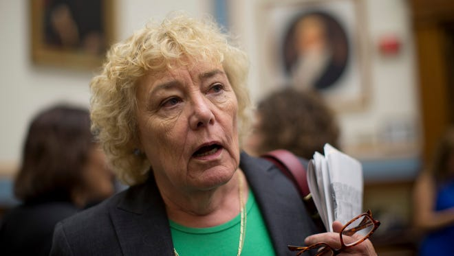 """""""What we see now is too often a troubling reality in which politicians choose their voters instead of voters picking their elected officials,"""" said Rep. Zoe Lofgren, D-Calif., a lead sponsor of legislation she says would create """"a more transparent electoral process."""""""