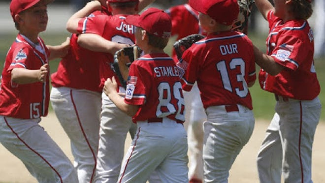 Barnstable Little League is pumped to play as soon as Gov. Baker gives the go-ahead.