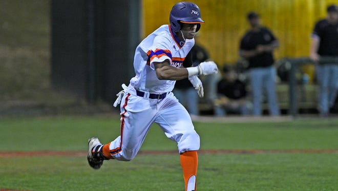 Nick Heath and the Northwestern State Demons host Mississippi Valley on Tuesday and Wednesday.