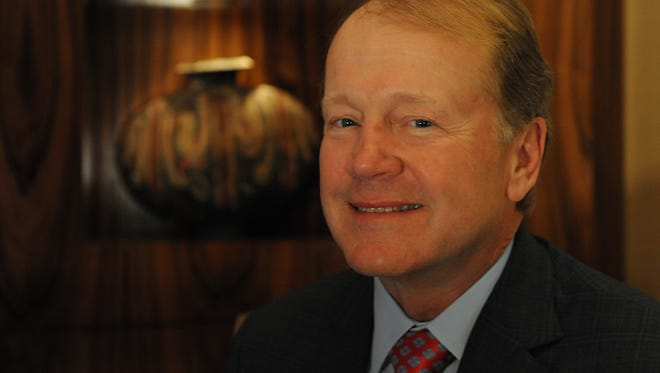 John Chambers, CEO of Cisco.