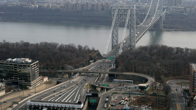 The New Jersey access lanes to the George Washington Bridge were shut in 2013 for a bogus traffic study that caused a mess on roads in and around Fort Lee. A federal probe found Gov. Chris Christie was not involved in the Bridgegate scandal but it embarrassed his administration.